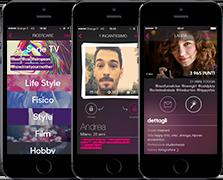 'applicazione iPhone